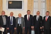 Засідання Ради президентів академій наук України